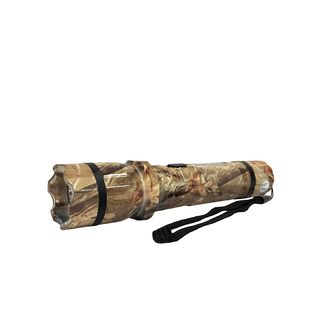 Flashlight/Stun Gun - Camo