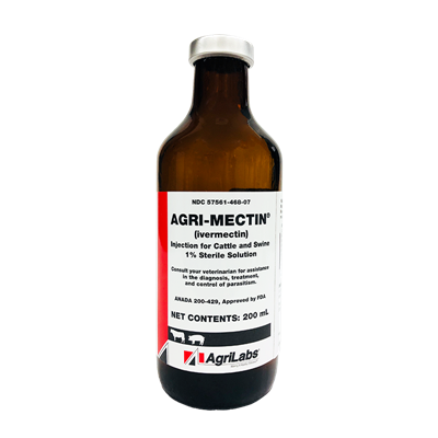 AGRIMECTIN INJECTABLE 200ML