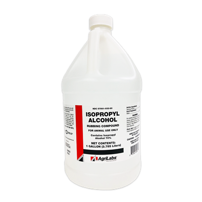ALCOHOL ISPOROPYL 70 PERCENT GALLON