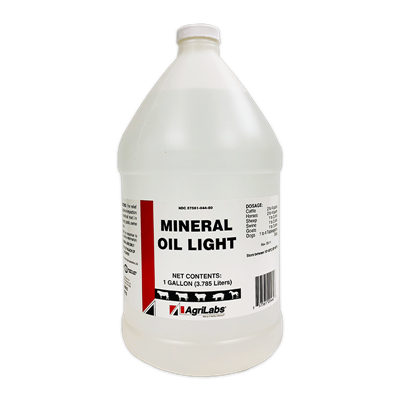 MINERAL OIL  GALLON AGRI-LABS