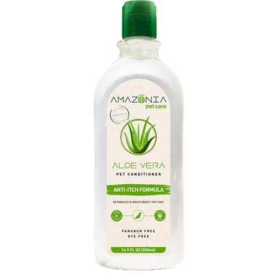 AMAZONIA ALOE CONDITIONER 16.9oz