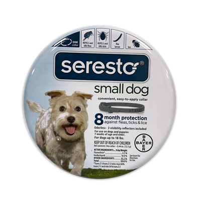 SERESTO COLLAR SMALL DOG