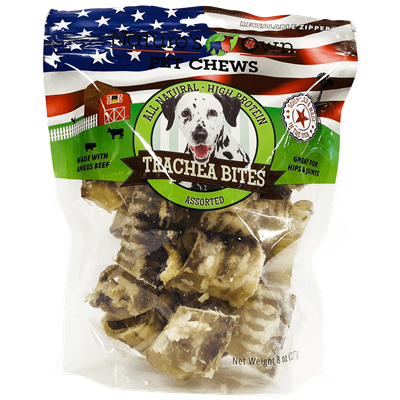 TRACHEA BITES 8oz BAG
