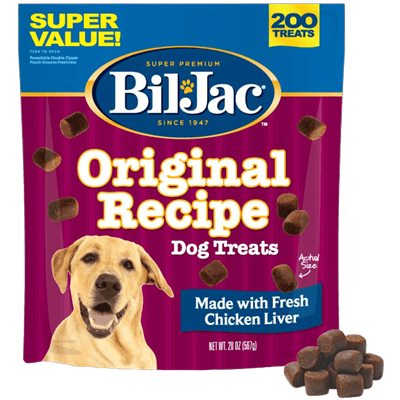 BIL JAC LIVER TREATS 20 OZ
