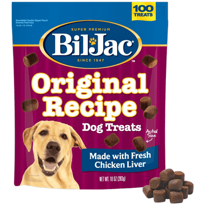 BIL JAC LIVER TREATS 10 OZ