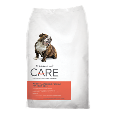 CARE WEIGHT MANAGEMENT DOG FOOD 25lb