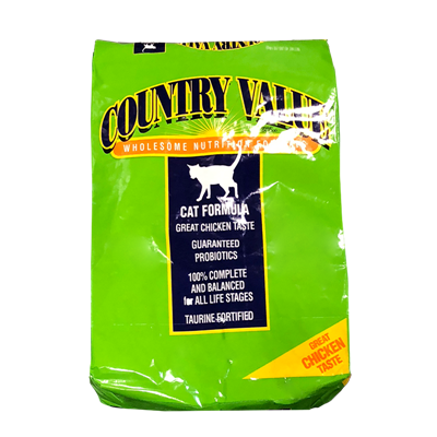 COUNTRY VALUE CAT 40lb