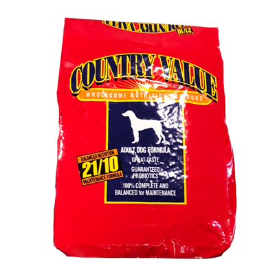COUNTRY VALUE RED ADULT 50lb