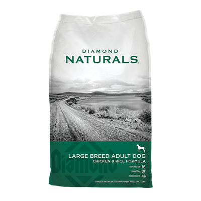 NATURALS LARGE BREED C/R ADULT 40lb