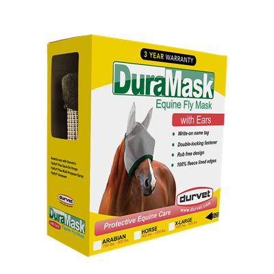 DURAMASK HORSE with ears