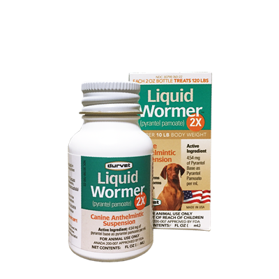 LIQUID WORMER 2X 2oz