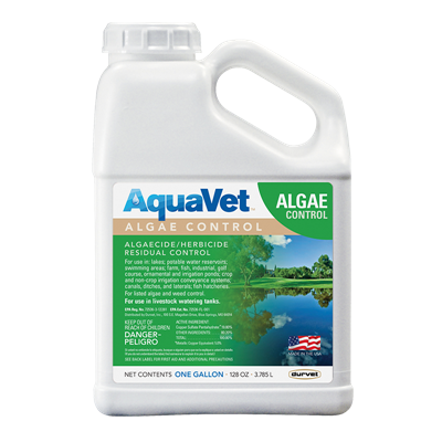AQUAVET POND ALGAECIDE gallon