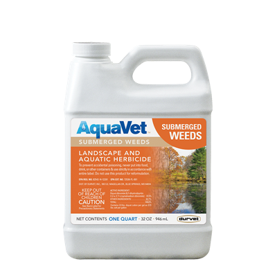 AQUAVET SUBMERGED WEEDS 32oz