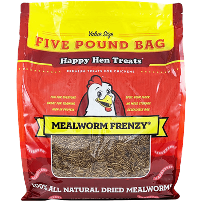 MEALWORM FRENZY 5lb