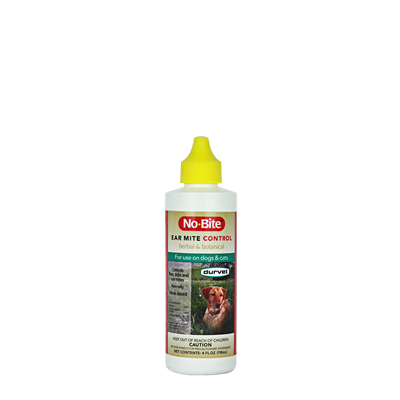 NO BITE EAR MITE CONTROL 4oz