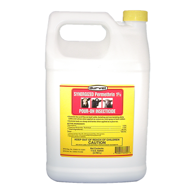 PERMETHRIN 1 Prcent Synergized GALLON