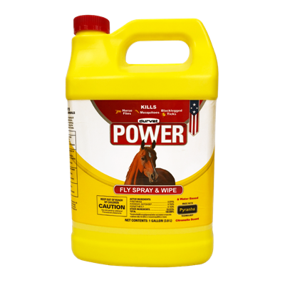 POWER FLY SPRAY AND WIPE GALLON