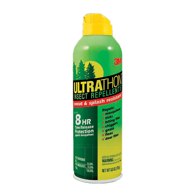 ULTRATHON INSECT REPELLENT AEROSOL 6oz