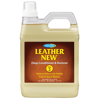 LEATHER NEW DEEP CONDITIONER 16oz