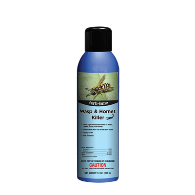 WASP AND HORNET SPRAY 14oz