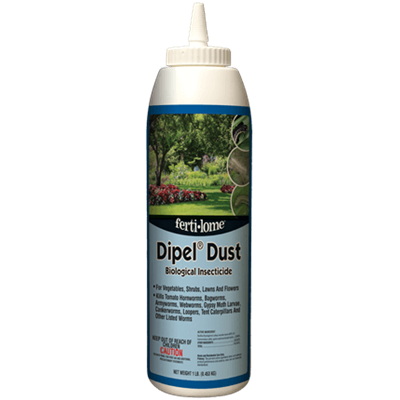 DIPEL DUST (BIOLOGICAL) 1lb