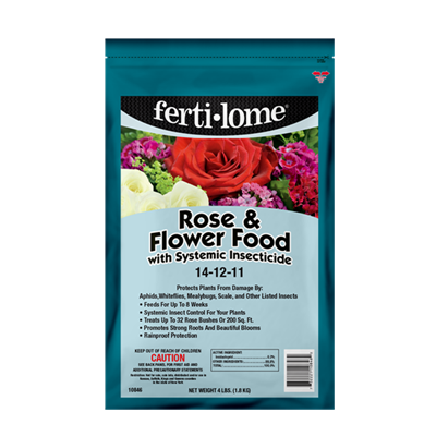 ROSE FOOD W/SYSTEMIC 4lb
