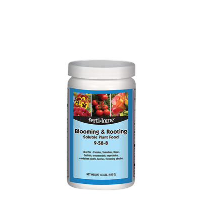 BLOOMING & ROOTING PLANT FOOD 1.5lb