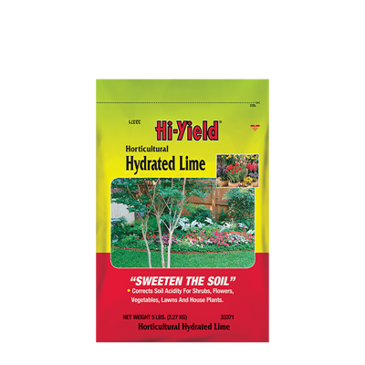 HORTICULTURAL HYDRATED LIME 5lb