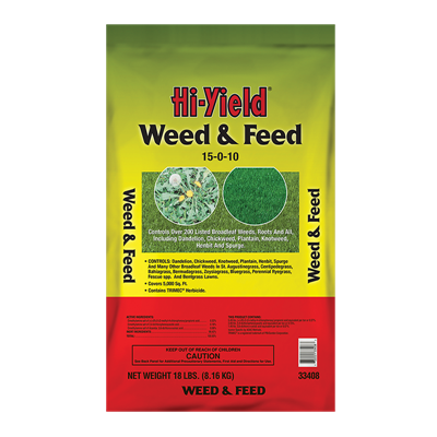 WEED & FEED 18lb/5000ft