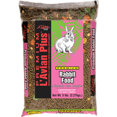 RABBIT FOOD 5lb