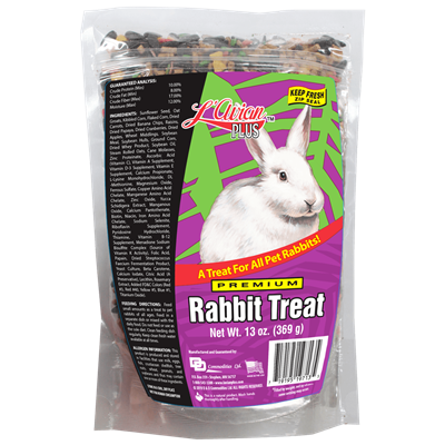 RABBIT TREAT 13oz