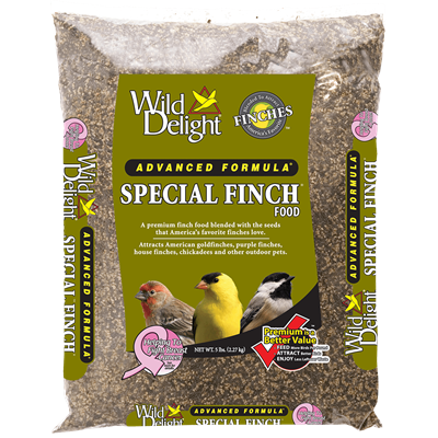 SPECIAL FINCH FOOD 5lb
