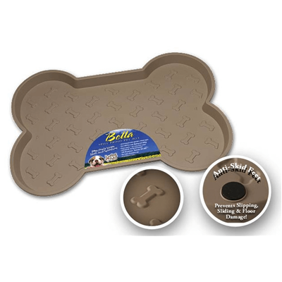 BELLA DOG MAT TAN SMALL