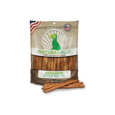 CHICKEN STICKS SOFT CHEW 14oz