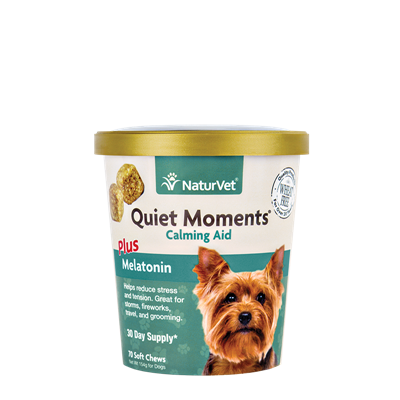 QUIET MOMENTS PLUS MELATONIN CUP 70ct