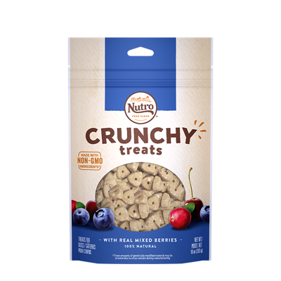 CRUNCHY TREATS MIXED BERRY 10oz