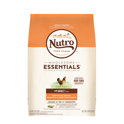 NUTRO CHICKEN/RICE/SWEET POTATO 15lb