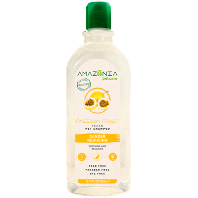 AMAZONIA PASSION FRUIT SHAMPOO 16.9oz