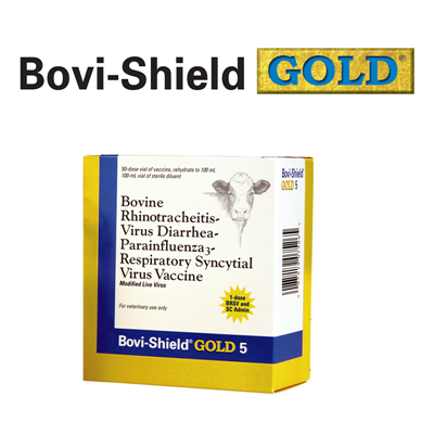 BOVISHIELD GOLD 5 10DS