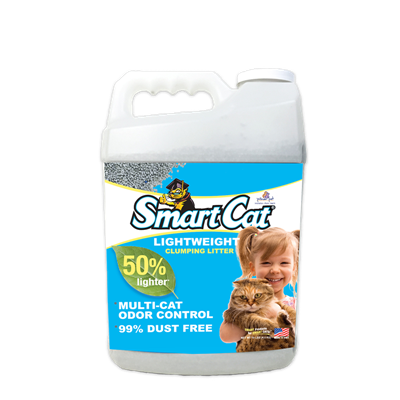 SMART CAT LIGHT WEIGHT LITTER 10lb