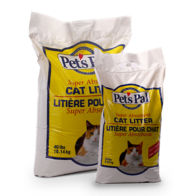 PETS PAL TRADITIONAL CLAY LITTER 40#