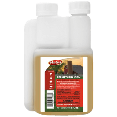 PERMETHRIN 10 PERCENT 8oz MARTINS