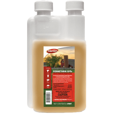 PERMETHRIN 10 PERCENT 16oz MARTINS