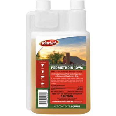 PERMETHRIN 10 PERCENT 32oz MARTINS