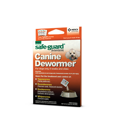 SAFEGUARD CANINE 1GM