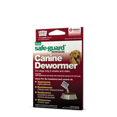 SAFEGUARD CANINE 4GM