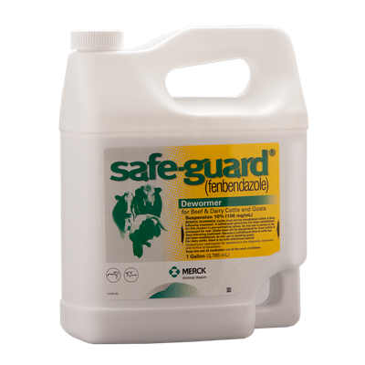 SAFEGUARD SUSPENSION GALLON