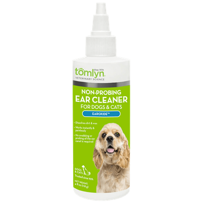 EAROXIDE FOR DOGS AND CATS 4oz