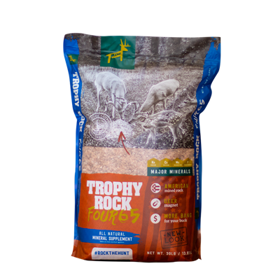 TROPHY ROCK FOUR65 MINERAL 30lb