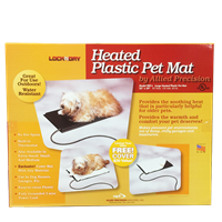 HEATED Pet Mat LARGE 23x29